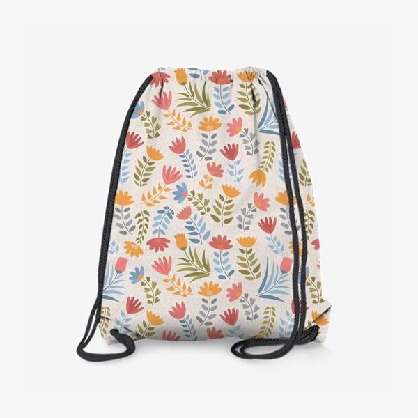 Рюкзак «Поле цветов»