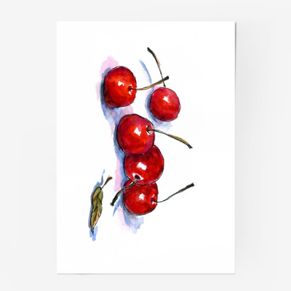 Постер «Вишенки.»