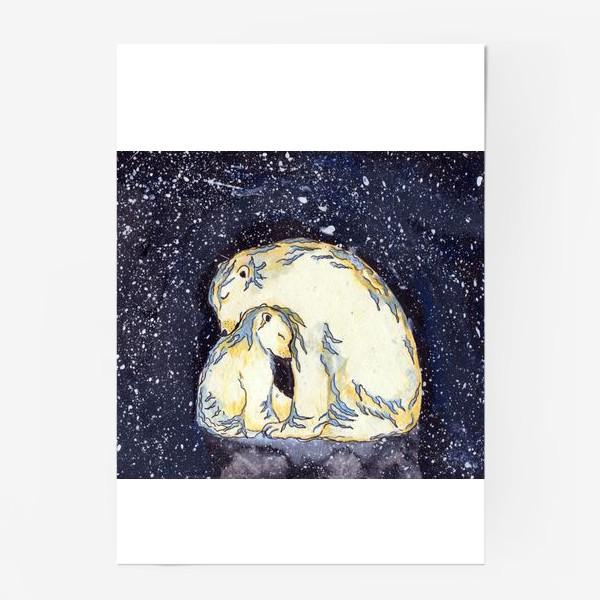 Постер «Медведица»