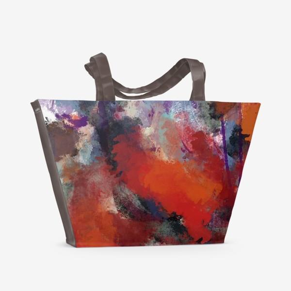 Пляжная сумка «Палитра»