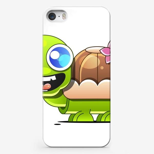 Чехол iPhone «turtle 2»