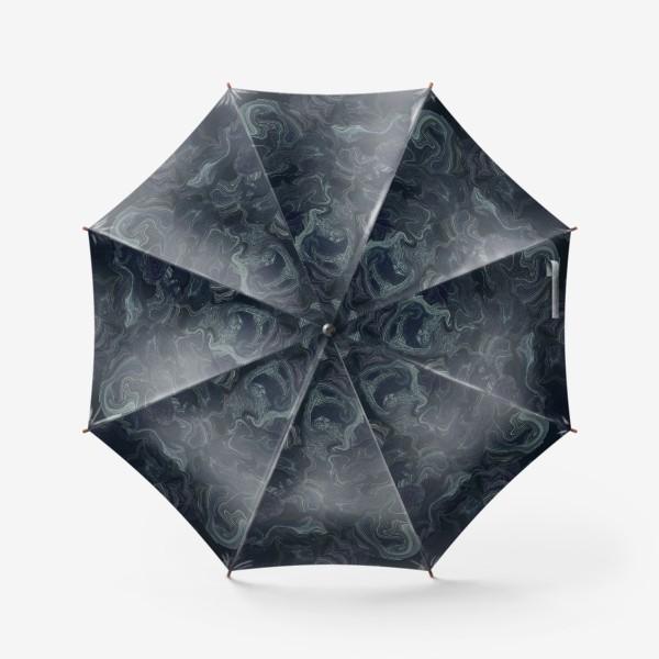 Зонт «мрамор»