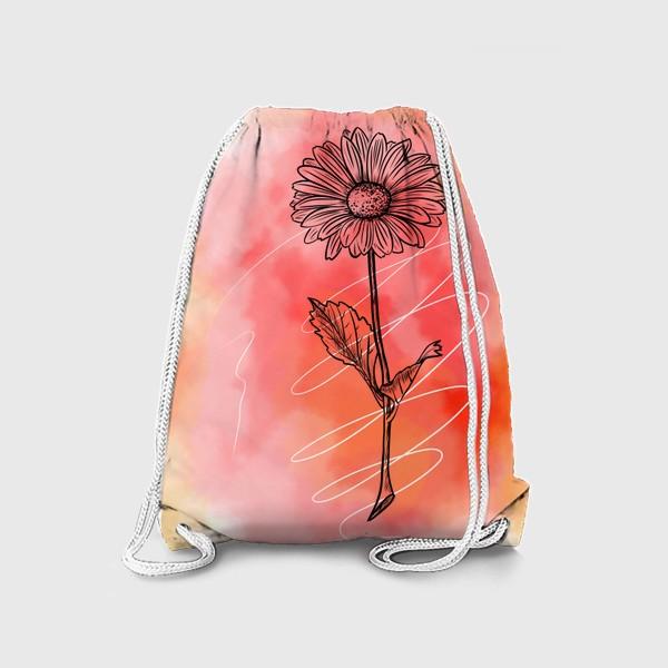 Рюкзак «Цветок»