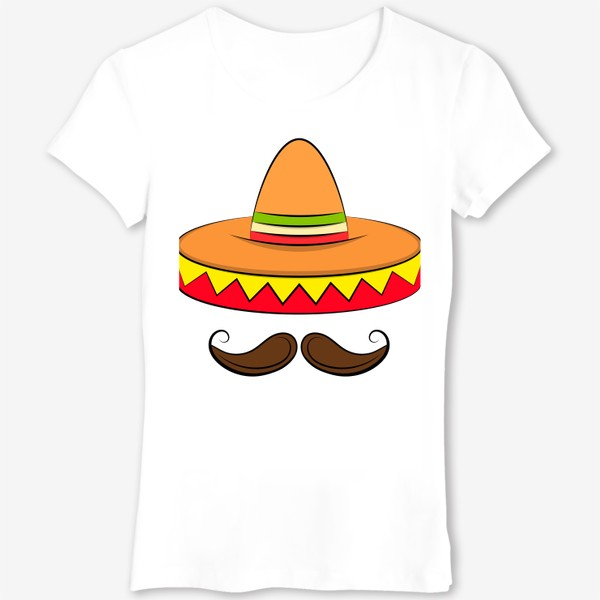 Футболка «Mexican sombrero v2»