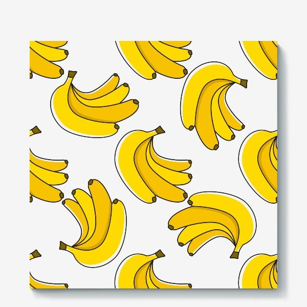 Холст «Banana Fruit»