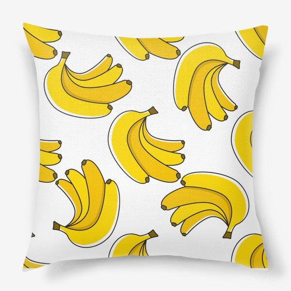 Подушка «Banana Fruit»
