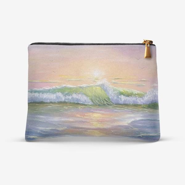 Косметичка «Восход над морем»