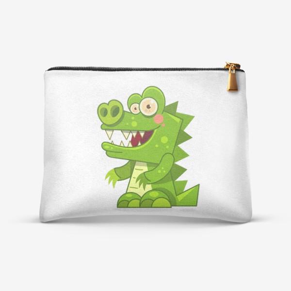 Косметичка «crocodile»