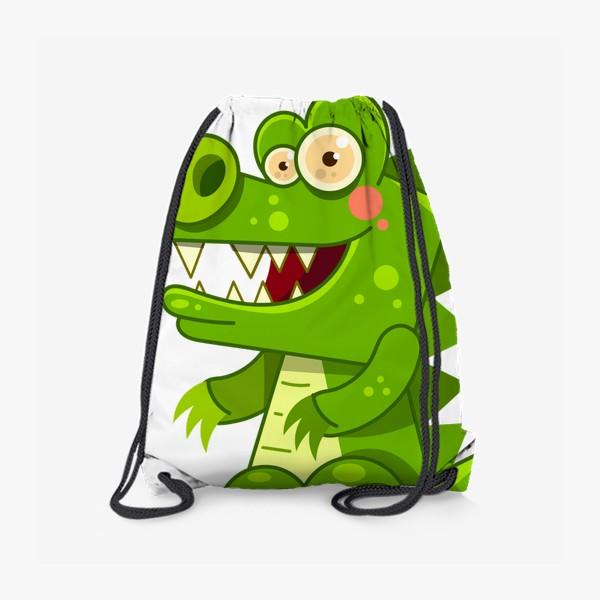 Рюкзак «crocodile»