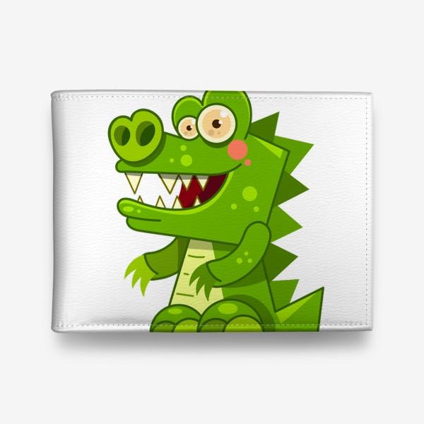 Кошелек «crocodile»