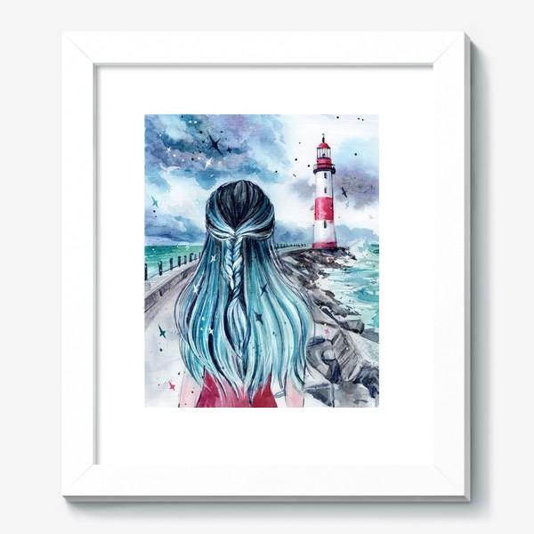 Картина «русалочка»