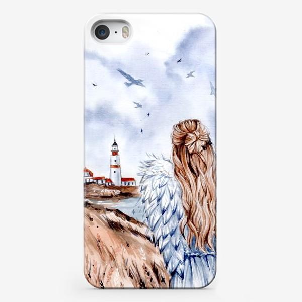 Чехол iPhone «с мечтой о небе»