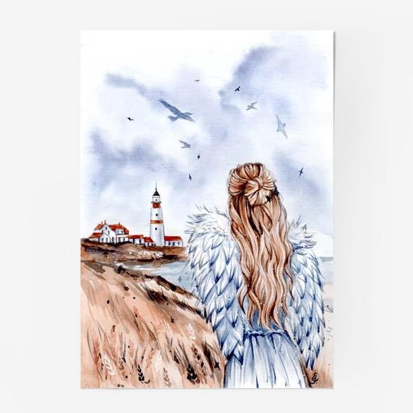 Постер «с мечтой о небе»