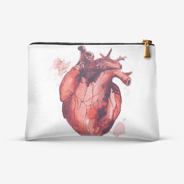 Косметичка «Сердце»