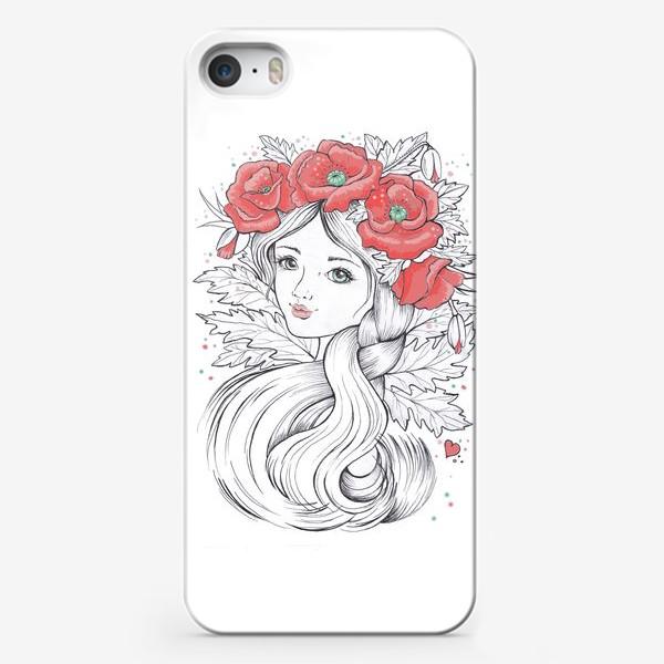 Чехол iPhone «Маки. Графика»