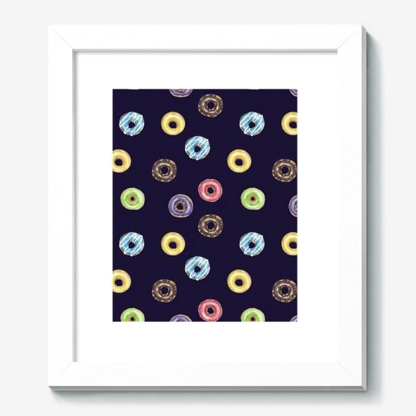 Картина «Пончики »
