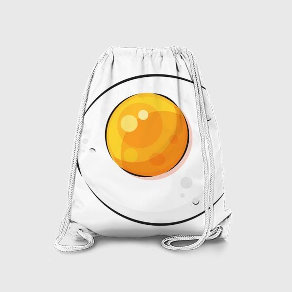 Рюкзак «Scrambled eggs»