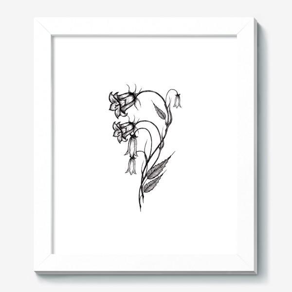 Картина «Колокольчики»