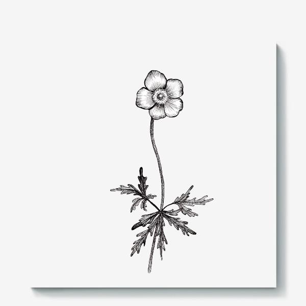 Холст «Лютики цветочки...»