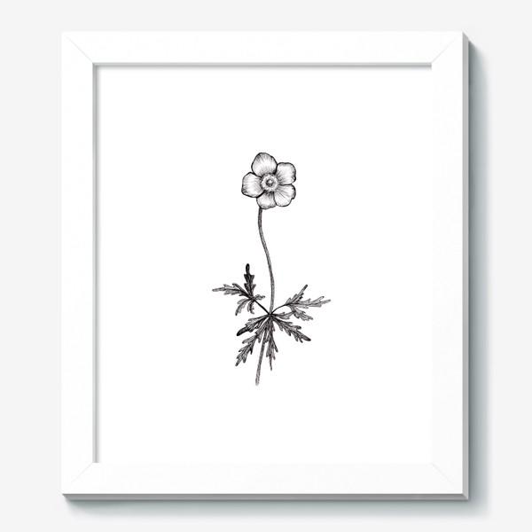 Картина «Лютики цветочки...»