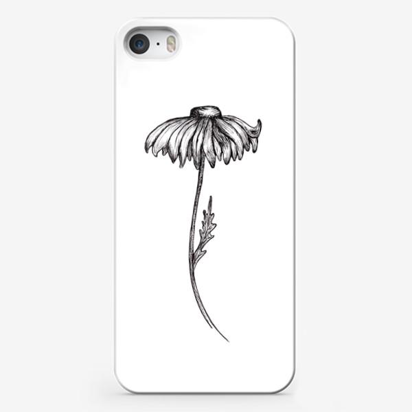 Чехол iPhone «Ромашки.»