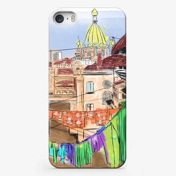 Чехол iPhone «Улица Севастополя»
