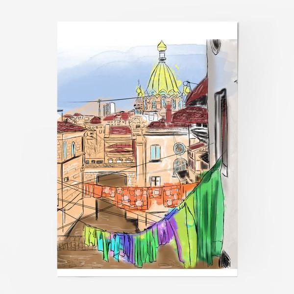 Постер «Улица Севастополя»