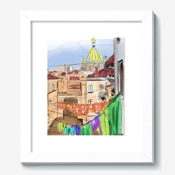 Картина «Улица Севастополя»