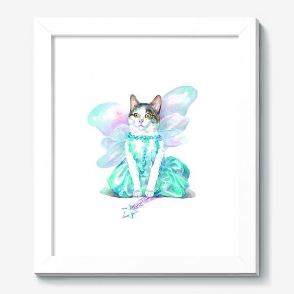 Картина «Кошка Фея»
