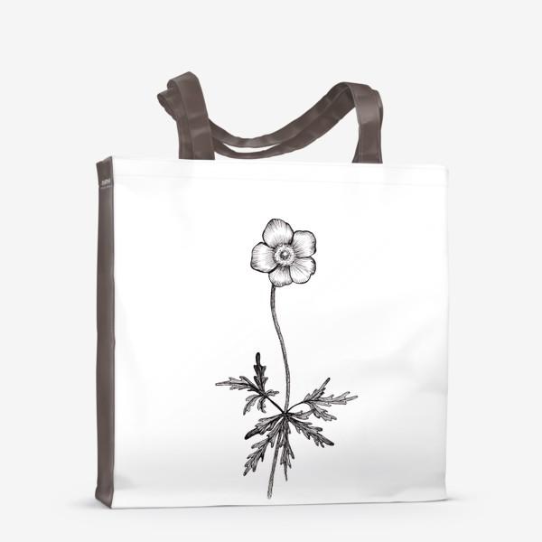 Сумка-шоппер «Лютики цветочки...»