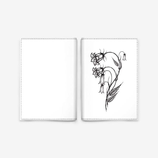 Обложка для паспорта «Колокольчики»
