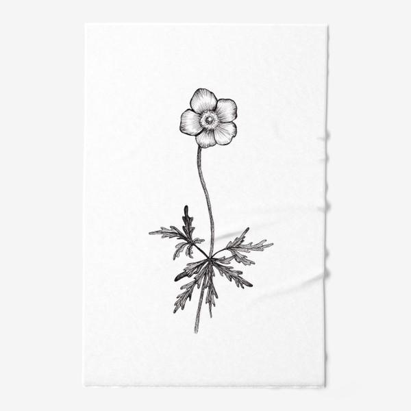 Полотенце «Лютики цветочки...»