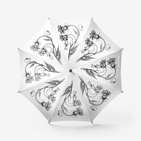 Зонт «Колокольчики»