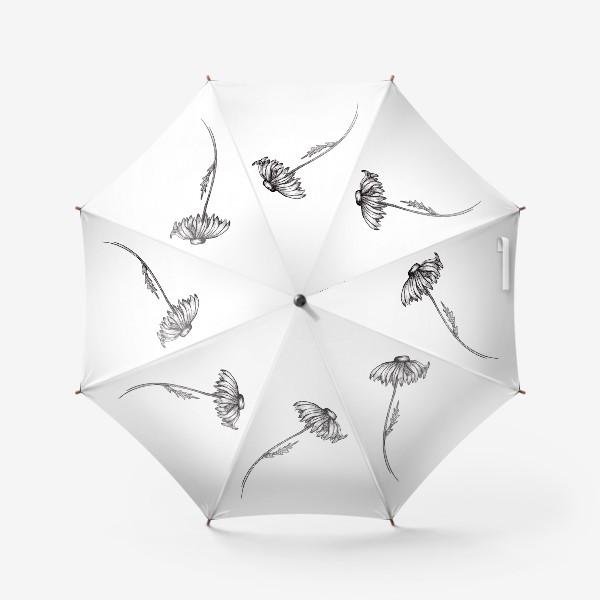 Зонт «Ромашки.»
