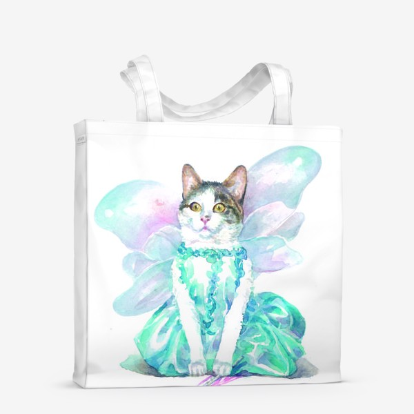 Сумка-шоппер «Кошка Фея»