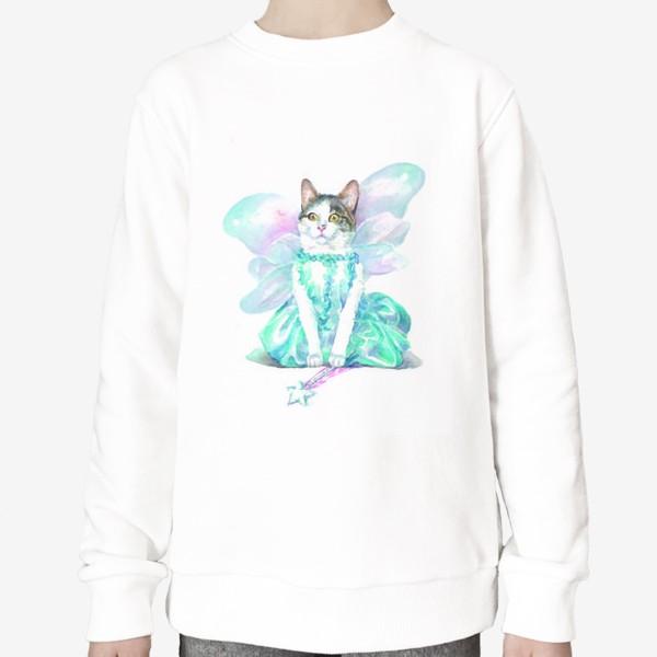 Свитшот «Кошка Фея»