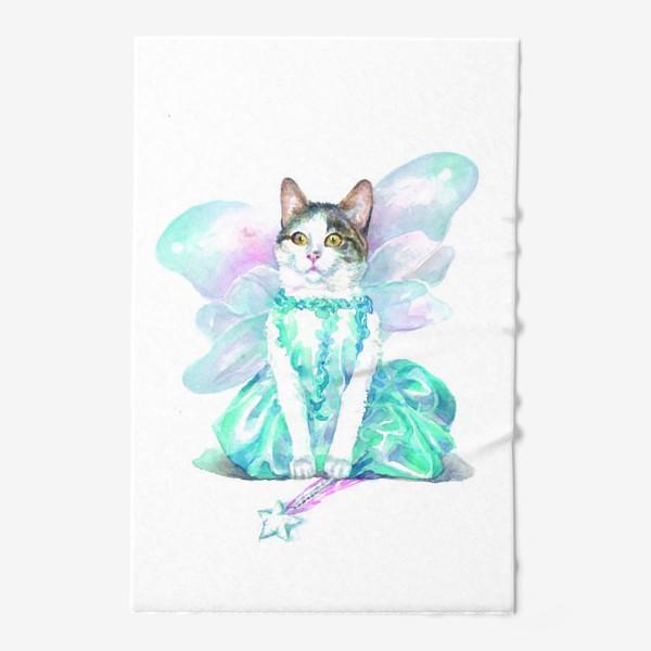Полотенце «Кошка Фея»