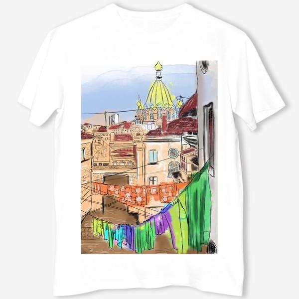 Футболка «Улица Севастополя»