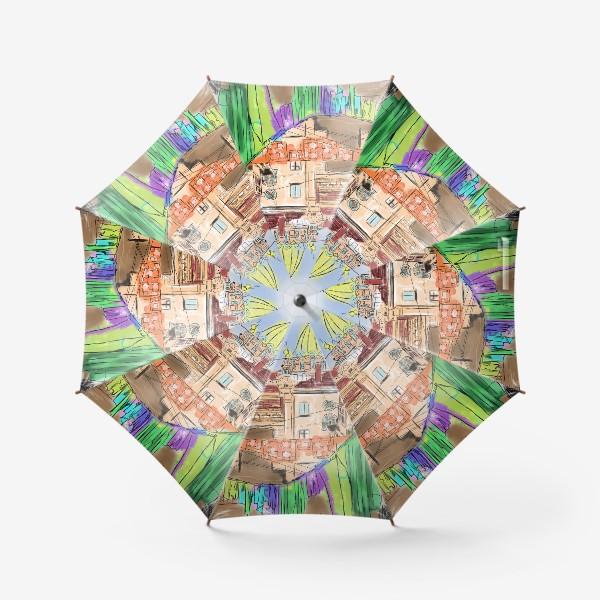 Зонт «Улица Севастополя»