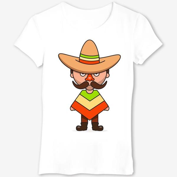 Футболка «Mexican»