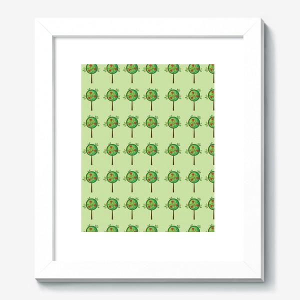 Картина «Яблочный сад»