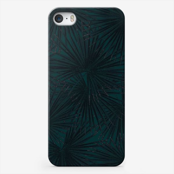 Чехол iPhone «Ночные тропики»