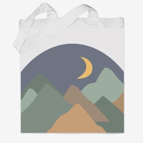 Сумка хб «Ночь в горах»