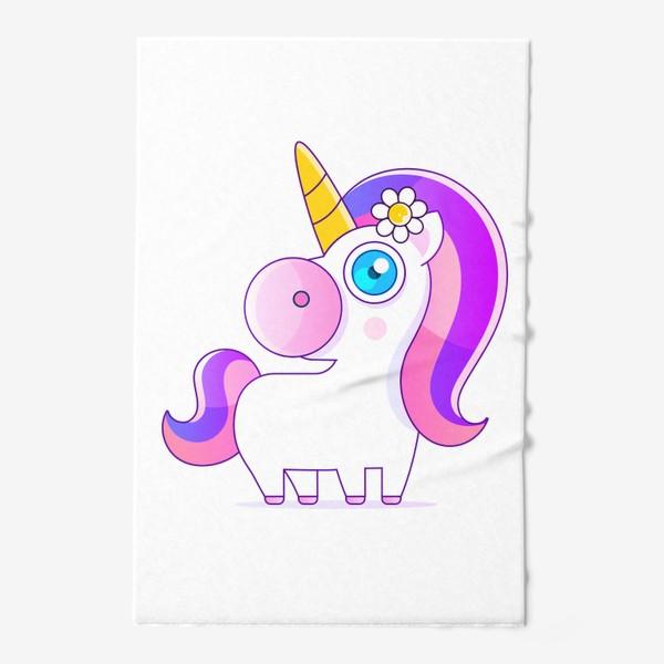 Полотенце «pony»