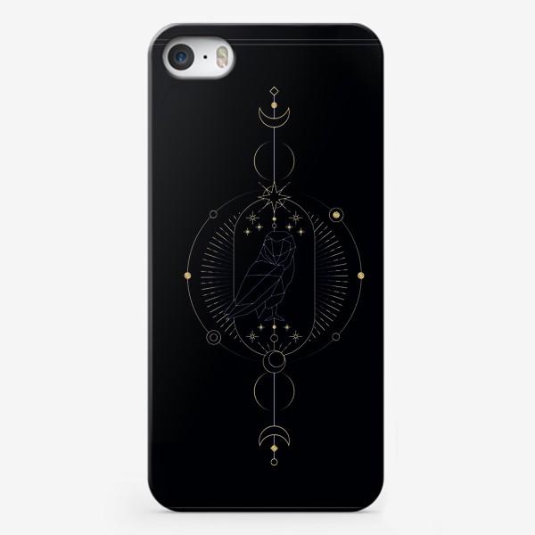 Чехол iPhone «карта 3»