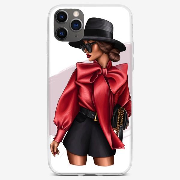 Чехол iPhone «Стильная штучка»
