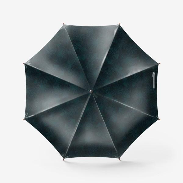 Зонт «Ночные тропики»