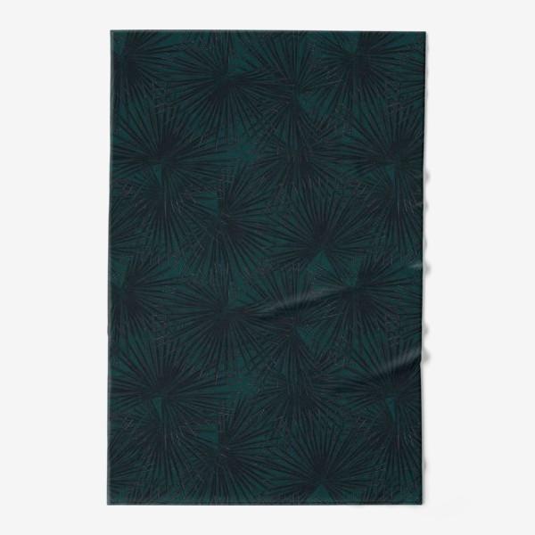 Полотенце «Ночные тропики»