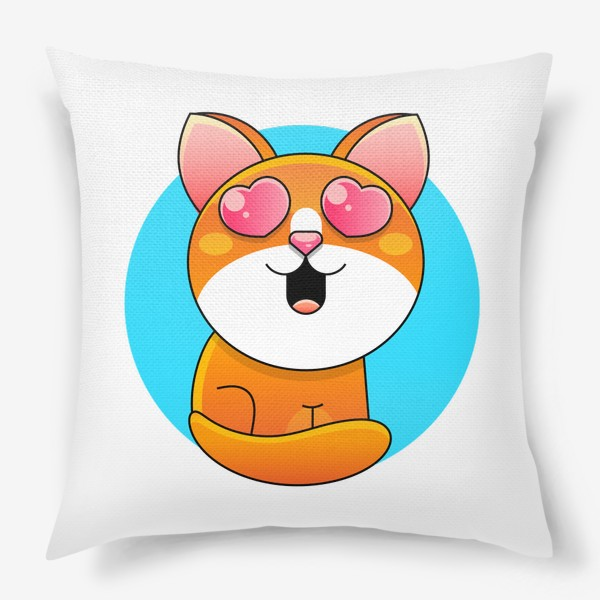 Подушка «cat»