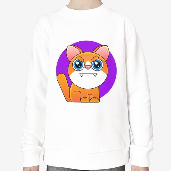 Свитшот «cat»